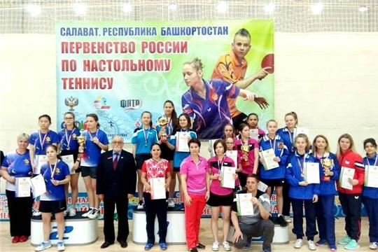 Первенство России по спорту глухих в дисциплине «настольный теннис»