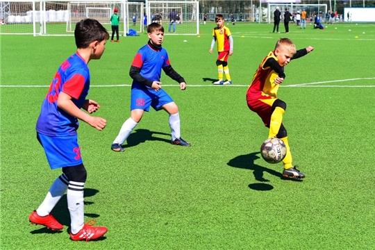Детский футбольный турнир «Лига Авторадио Чебоксары». 2010-2011 гг.р.