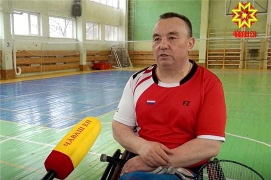 Парабадминтонисты Чувашии завоевали восемнадцать медалей