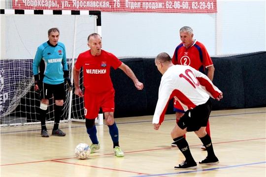 Ветераны футбола разыграют награды межрегионального турнира «Негаснущие звезды»