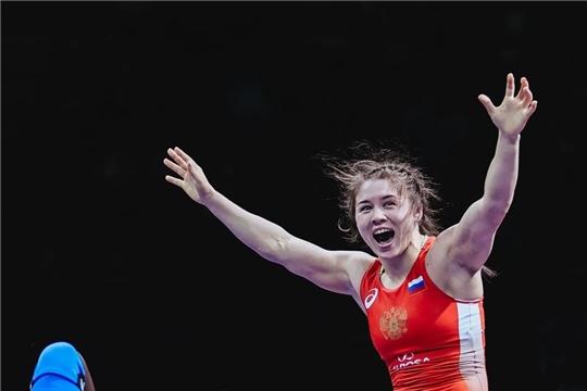 Спортсменка из Чувашии Вероника Чумикова выиграла лицензию на Олимпийские игры в Токио