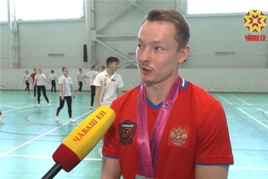 Алексей Германов стал пятикратным чемпионом мира по спортивной аэробике