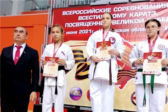 Всероссийские соревнования и межрегиональный фестиваль по всестилевому каратэ