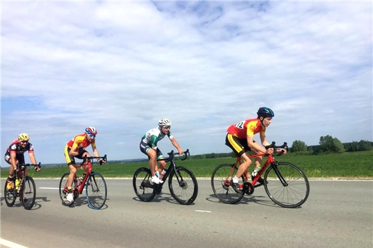 Чемпионат и первенство Чувашии по велоспорту-шоссе