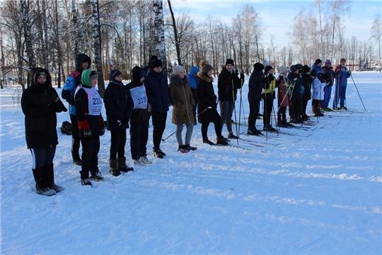 Рождественские лыжные гонки