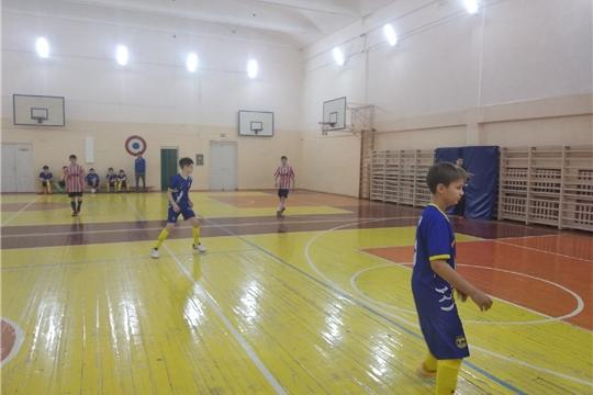 Рождественский турнир по мини – футболу  на призы братьев Хованских