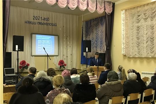Отчет главы Шихабыловского сельского поселения за 2020 год и смотр-отчет художественной самодеятельности Шихабыловского сельского дома культуры
