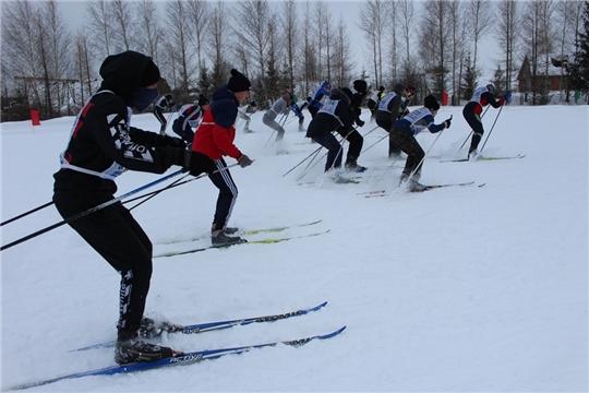 В с. Шоркистры состоялись традиционные открытые соревнования по лыжным гонкам памяти Мастеров Спорта СССР братьев Ивановых