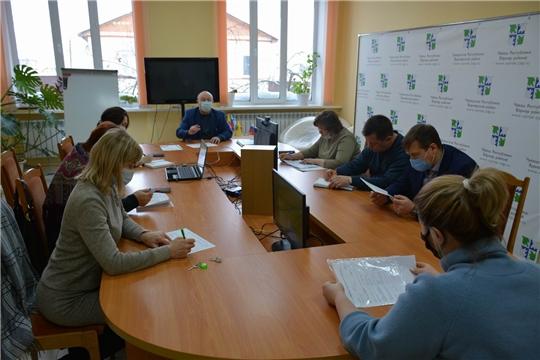 Состоялось заседание районной Межведомственной комиссии