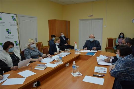 В администрации района состоялся круглый стол на тему: