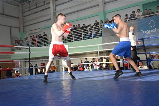 Торжественное открытие первенства по боксу на призы главы администрации Вурнарского района