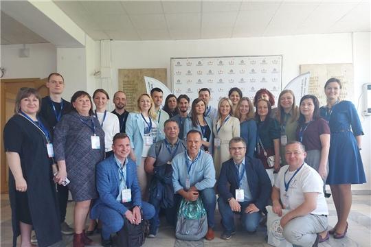 Руководитель ЦЦОД «IT -Куб. Вурнары» принял участие в межрегиональном форуме