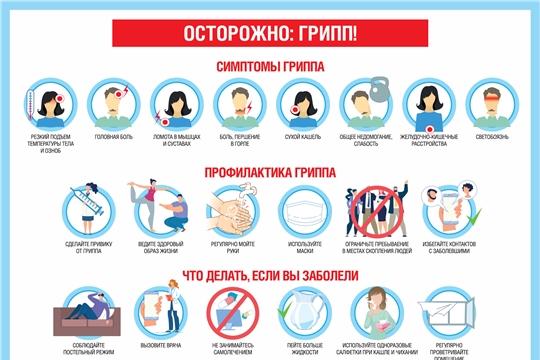 О гриппе и мерах его профилактики
