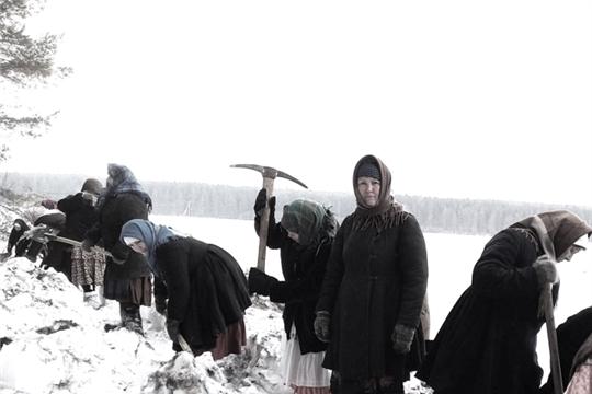 Фильм в честь строителей Сурского оборонительного рубежа