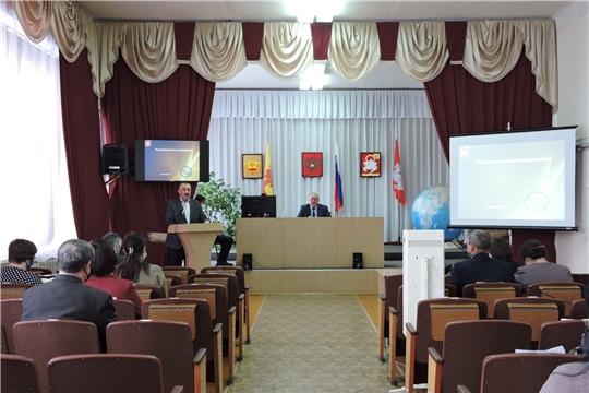 Организация пропуска паводковых вод - основной вопрос еженедельного совещания у главы администрации Яльчикского района