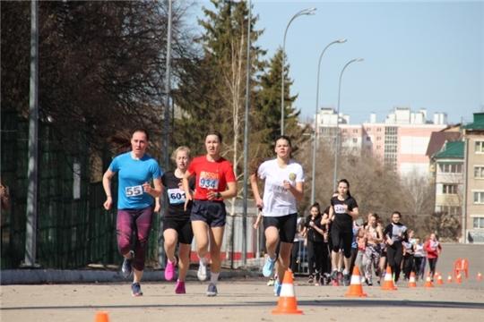 Команда Яльчикского района по легкой атлетике выступила на чемпионате и первенстве Чувашской Республики по легкой атлетике (кроссу)