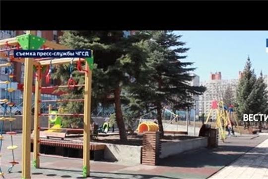26 апреля стартует Всероссийское рейтинговое голосование за объекты благоустройства