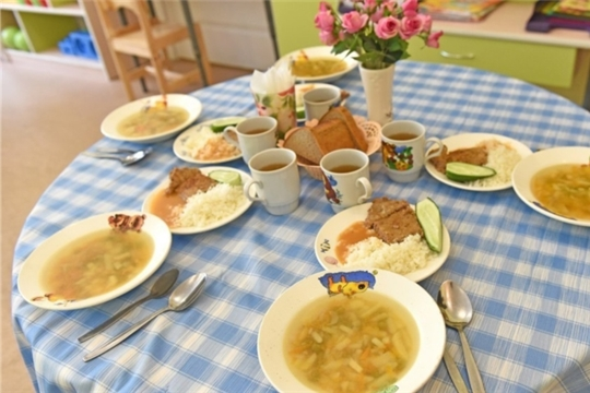 Продовольственный фонд за здоровое питание детей