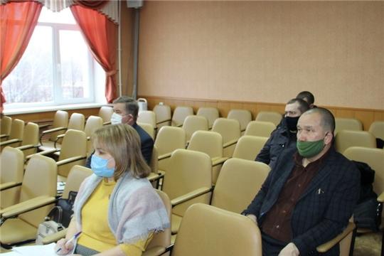 Состоялось очередное заседание оперативного штаба по предупреждению распространения новой коронавирусной инфекции