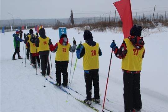 В Цивильском районе прошли лыжные гонки памяти первого мастера спорта СССР Карла Максимовича Максимова
