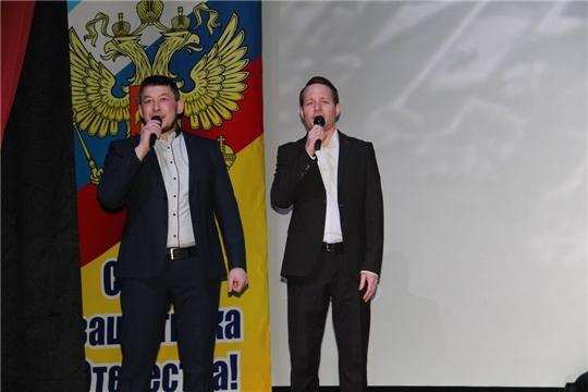 В Цивильском районе открыли Год, посвященный трудовому подвигу строителей Сурского и Казанского оборонительных рубежей