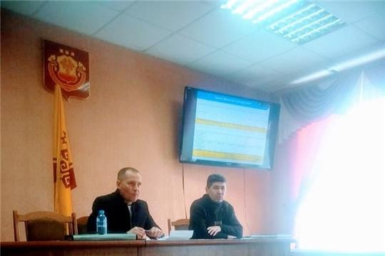 В Цивильском районе состоялось открытие Штаба общественного наблюдения за ходом проведения Единого дня голосования в сентябре 2021 года