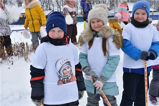 В «Солнечном городе» официально завершился зимний спортивный  сезон
