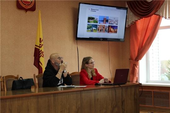 Лаборатория МАРШ представила концепцию развития исторического центра Цивильска