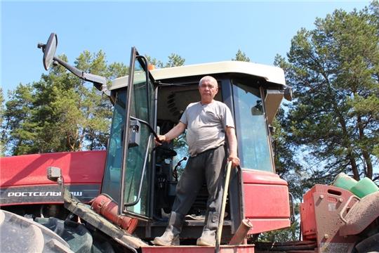 Перед аграриями Цивильского района поставлена задача в кратчайшие сроки завершить посевные работы