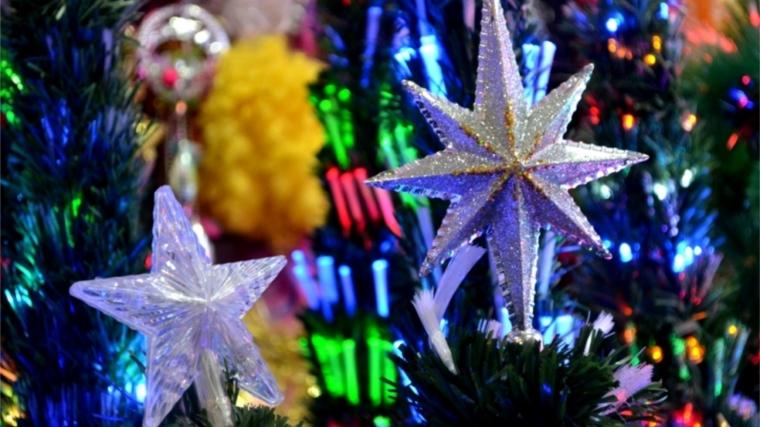 1 декабря стартует районный конкурс среди сельских поселений, предприятий, учреждений и организаций района «Шемурша- территория Нового года»