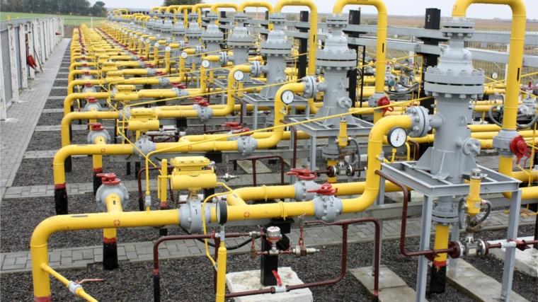 Газовому хозяйству Чувашии – 60 лет