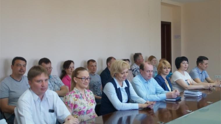 Калининский район: в Едином информационном дне приняли участие более 500 горожан