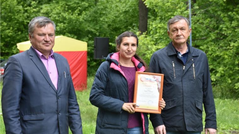 Аликовский район: состоялся традиционный праздник работников образования «День образования»