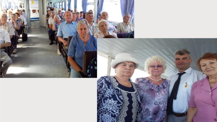 _г. Алатырь: члены Совета ветеранов войны и труда приняли участие в республиканской конференции