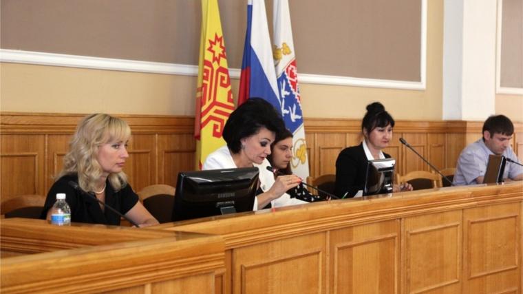 В администрации города обсудили вопросы изменения законодательства