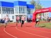 Легкоатлетическая эстафета на призы кавалера Ордена Мужества Азата Аширова