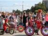Первый парад юных велосипедистов прошел в Новочебоксарске в День города