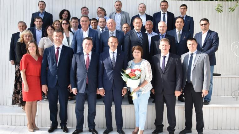 Михаил Игнатьев принял участие в «круглом столе» на тему: «Обеспечение экономики высококвалифицированными специалистами»