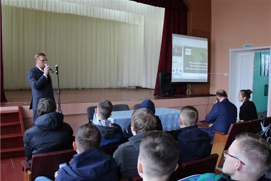 В Алатырском районе состоялась встреча в рамках реализации проекта «Своё дело в селе – смело!»