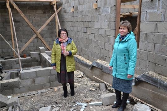 Строительство домов для многодетных семей - на особом контроле у главы администрации Нины Шпилевой