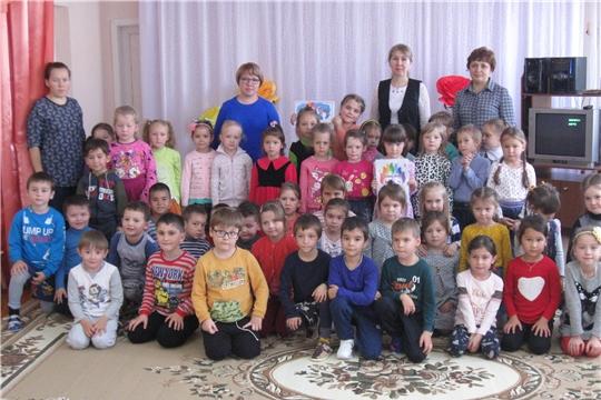 Аликовская центральная библиотека присоединилась к республиканской акции «День чтения вслух»