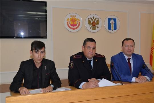 Очередное заседание комиссии по профилактике правонарушений в Батыревском районе