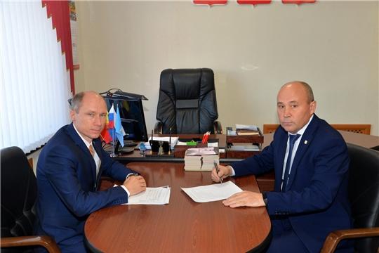 Проект «Юристы – населению» в действии: в Батыревском и состоялся традиционный День приема граждан
