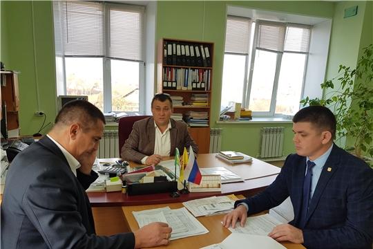 Межведомственная комиссия на территории Шыгырданского сельского поселения