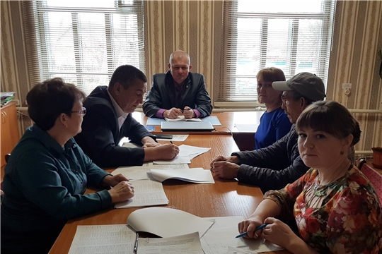 Очередное выездное заседание межведомственной комиссии по вопросам повышения доходов консолидированного бюджета района