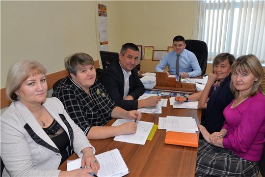 Очередное заседание межведомственной комиссии по вопросам повышения доходов консолидированного бюджета Батыревского района