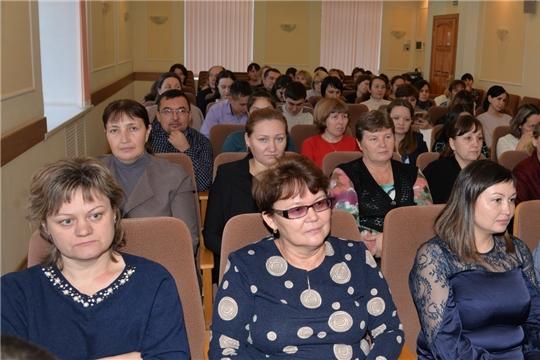 Проведены публичные слушания по проекту бюджета Батыревского района на очередные 3 года