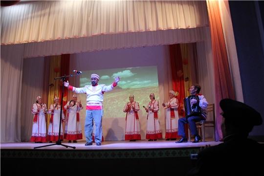 Международный День пожилых отметили в Чебоксарском районе