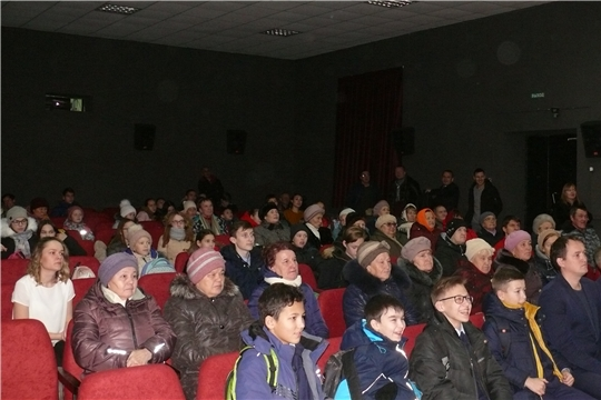 Первый кинозал в Чебоксарском районе открылся в селе Ишлеи