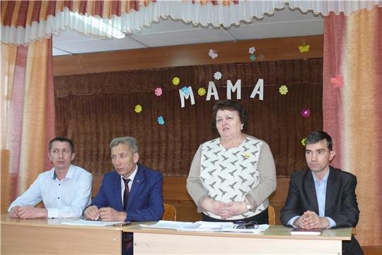 В Чебоксарском районе прошел очередной Единый информационный день